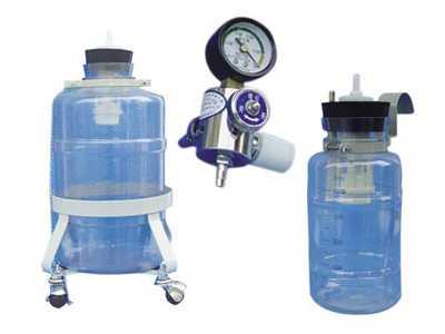 吸引湿化瓶