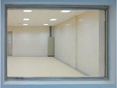防辐射玻璃窗